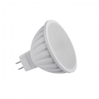 KANLUX 22706 | MR16 / GU5.3 7W -> 41W Kanlux spot LED izvori svjetlosti SMD 480lm 3000K 120°
