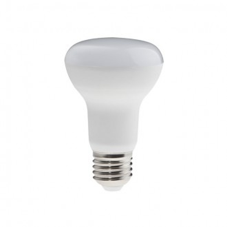 KANLUX 22737 | E27 8W -> 50W Kanlux R63 spot LED izvori svjetlosti SMD 640lm 3000K 120°