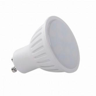 KANLUX 22824 | GU10 5W -> 33W Kanlux spot LED izvori svjetlosti SMD 370lm 4000K 120°