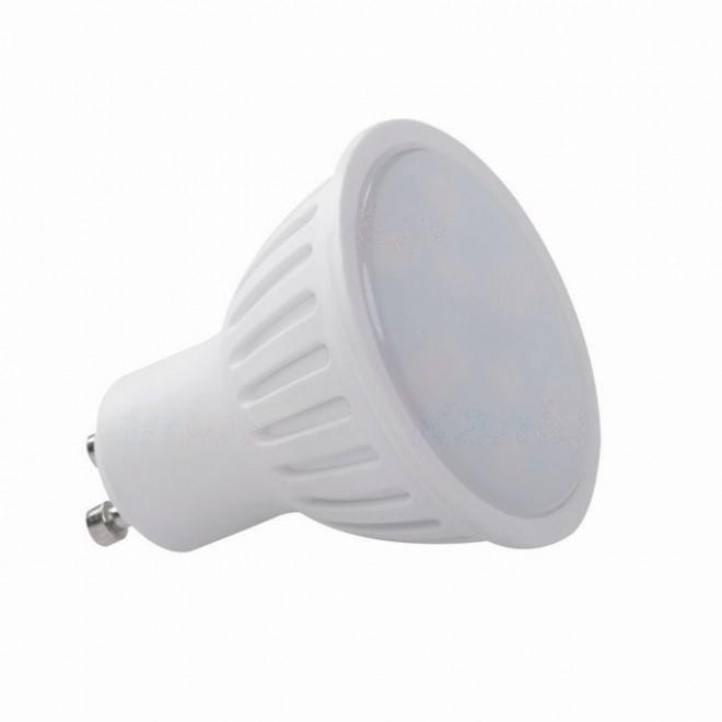 KANLUX 22825 | GU10 7W -> 42W Kanlux spot LED izvori svjetlosti SMD 510lm 4000K 120°