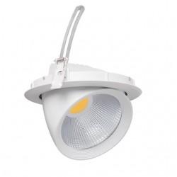 LED downlighteri