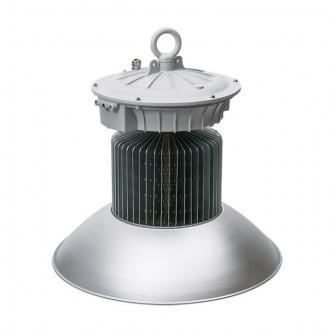 KANLUX 22872 | Euro-LED Kanlux LED svjetiljka za hale svjetiljka vilasti utikač - bez utikača 1x LED 14250lm 4000K IP65 sivo, aluminij