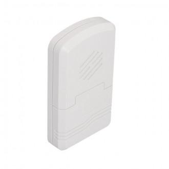 KANLUX 23082 | Kanlux bežično zvono 80 m pravotkutnik baterijska/akumulatorska bijelo