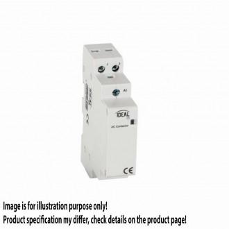 KANLUX 23251 | Kanlux relej DIN35 modul - 1, 25A/8,5A - 20 svjetlo siva