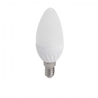 KANLUX 23381 | E14 4,5W -> 35W Kanlux oblik svijeće C38 LED izvori svjetlosti SMD 400lm 4000K 230°