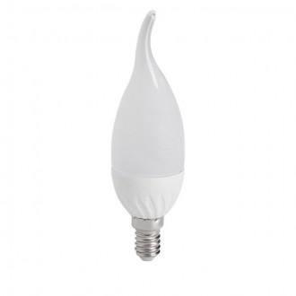KANLUX 23382 | E14 4,5W -> 35W Kanlux dekorativna plamen FC38 LED izvori svjetlosti SMD 400lm 3000K 230°