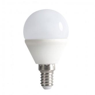 KANLUX 23422 | E14 6,5W -> 48W Kanlux mala kugla G45 LED izvori svjetlosti SMD 600lm 3000K 200°