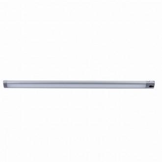 KANLUX 23673 | Lincy-LED Kanlux osvjetljenje ploče svjetiljka pravotkutnik sa senzorom 1x LED  960lm 4000K sivo