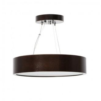 KANLUX 23753 | Jasmin-K Kanlux visilice svjetiljka okrugli 1x E27 venga, bijelo