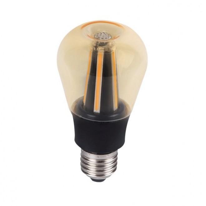 KANLUX 24256 | E27 8W -> 60W Kanlux obični A60 LED izvori svjetlosti DECORI 800lm 2700K 300°