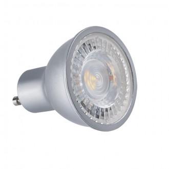 KANLUX 24505 | GU10 7W -> 46W Kanlux spot LED izvori svjetlosti SMD 570lm 6500K 120°