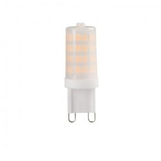 KANLUX 24522 | G9 3,5W -> 35W Kanlux kapsula LED izvori svjetlosti SMD 400lm 3000K 300°