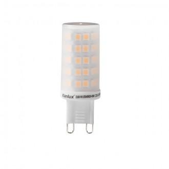 KANLUX 24524 | G9 4W -> 42W Kanlux kapsula LED izvori svjetlosti SMD 500lm 3000K 300°