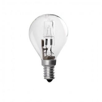 KANLUX 24613 | E14 42W -> 55W Kanlux mala kugla P45 halogen žarulja Ecohalo 625lm 2700K