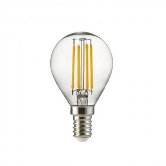 KANLUX 25411 | E14 4W -> 35W Kanlux mala kugla P45 LED izvori svjetlosti filament 400lm 2700K 360°