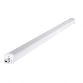 KANLUX 25492 | Nome Kanlux zidna, stropne svjetiljke svjetiljka 1x LED 4000lm 4000K IP65 bijelo
