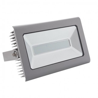 KANLUX 25700 | Antra Kanlux reflektor svjetiljka pravotkutnik elementi koji se mogu okretati 1x LED 15000lm 4000K IP65 sivo