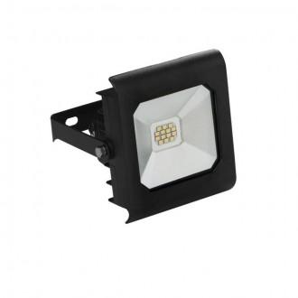 KANLUX 25703 | Antra Kanlux reflektor svjetiljka pravotkutnik elementi koji se mogu okretati 1x LED 750lm 4000K IP65 crno