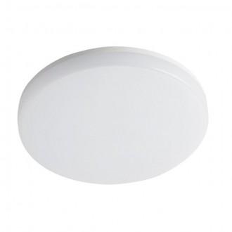 KANLUX 26445 | Varso Kanlux zidna, stropne svjetiljke svjetiljka okrugli 1x LED 2280lm 4000K IP54 IK08 bijelo