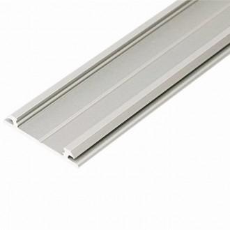 KANLUX 26561 | Kanlux aluminijski led profil H - bez sjenila - 2m aluminij