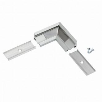 KANLUX 26562 | Kanlux utičnica L C aluminij