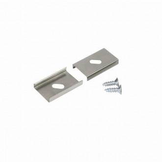 KANLUX 26597 | Kanlux pričvrščivač C/D/E/I dvodijelni set aluminij