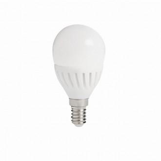 KANLUX 26762 | E14 8W -> 60W Kanlux mala kugla G45 LED izvori svjetlosti SMD 800lm 3000K 210°