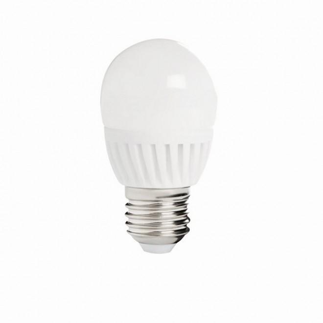 KANLUX 26765 | E27 8W -> 60W Kanlux mala kugla G45 LED izvori svjetlosti SMD 800lm 4000K 210°