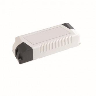 KANLUX 26811 | Kanlux LED napojna jedinica 12V DC 0-60W 5A pravotkutnik bijelo, sivo