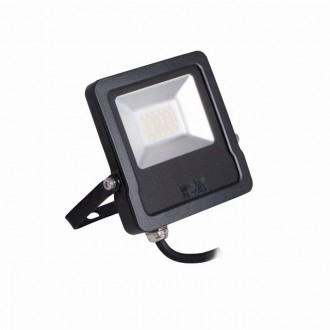 KANLUX 27091 | Antos-LED Kanlux reflektor svjetiljka elementi koji se mogu okretati 1x LED 1600lm 4000K IP65 crno