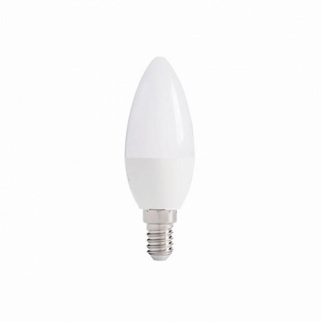 KANLUX 27295   E14 5,5W -> 41W Kanlux oblik svijeće C37 LED izvori svjetlosti IQ-LED 490lm 4000K 280° CRI>80