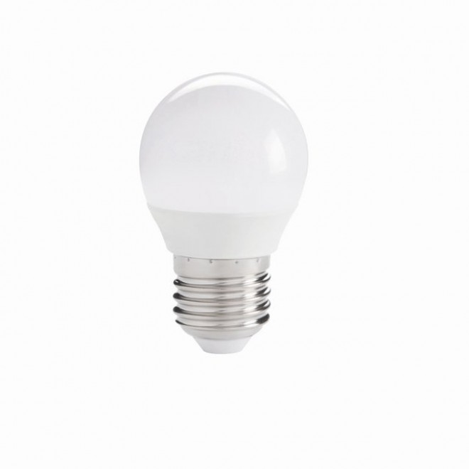KANLUX 27303 | E27 5,5W -> 40W Kanlux mala kugla G45 LED izvori svjetlosti IQ-LED 470lm 2700K 220° CRI>80