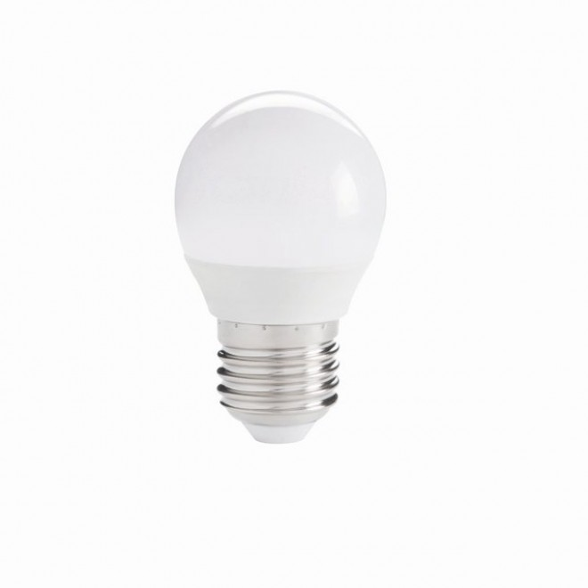KANLUX 27304 | E27 5,5W -> 41W Kanlux mala kugla G45 LED izvori svjetlosti IQ-LED 490lm 4000K 220° CRI>80