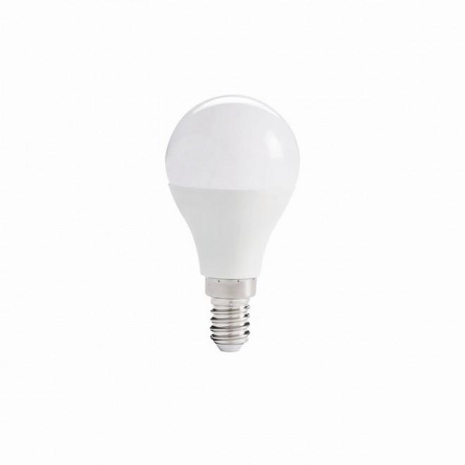 KANLUX 27306 | E14 7,5W -> 60W Kanlux mala kugla G45 LED izvori svjetlosti IQ-LED 810lm 2700K 200° CRI>80