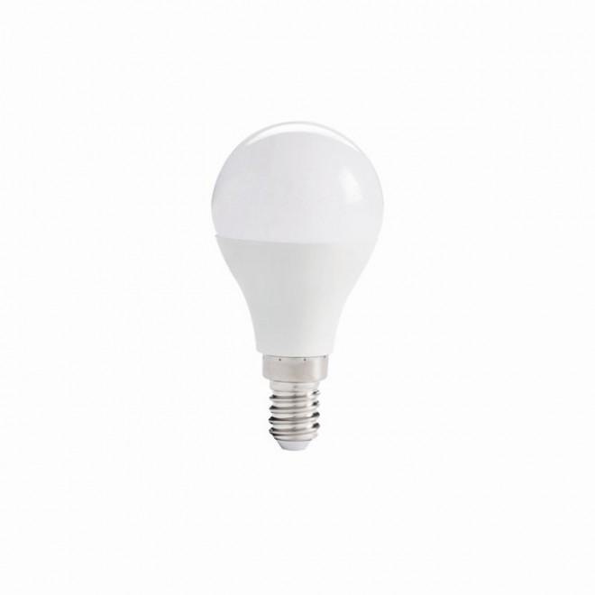 KANLUX 27308 | E14 7,5W -> 61W Kanlux mala kugla G45 LED izvori svjetlosti IQ-LED 830lm 6500K 200° CRI>80