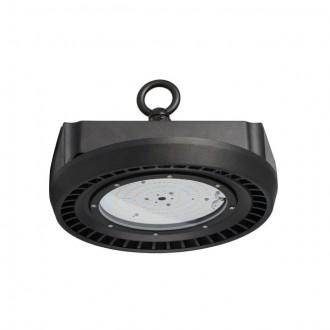 KANLUX 28530 | HB-Master-LED Kanlux LED svjetiljka za hale svjetiljka 1x LED 13000lm 4000K IP65 IK08 crno