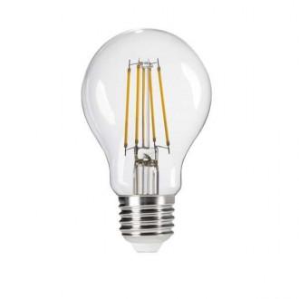 KANLUX 29600 | E27 4,5W -> 40W Kanlux obični A60 LED izvori svjetlosti filament 470lm 2700K 320° CRI>80
