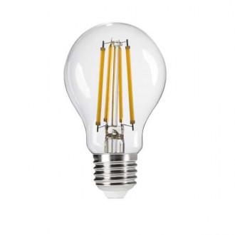 KANLUX 29604 | E27 8W -> 75W Kanlux obični A60 LED izvori svjetlosti filament 1055lm 2700K 320° CRI>80