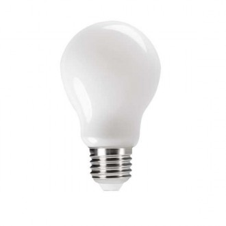KANLUX 29612 | E27 8W -> 75W Kanlux obični A60 LED izvori svjetlosti filament 1055lm 2700K 320° CRI>80