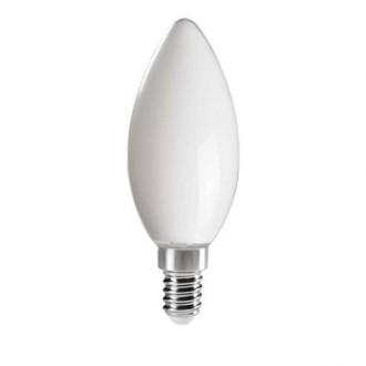 KANLUX 29621 | E14 4,5W -> 40W Kanlux oblik svijeće C35 LED izvori svjetlosti filament 470lm 4000K 320° CRI>80