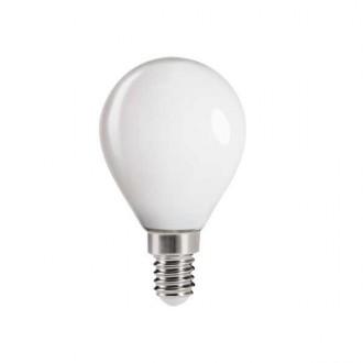 KANLUX 29626 | E14 4,5W -> 40W Kanlux mala kugla G45 LED izvori svjetlosti filament 470lm 2700K 320° CRI>80