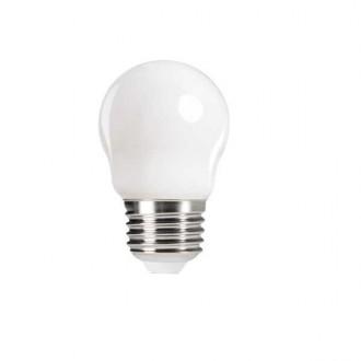 KANLUX 29633 | E27 6W -> 60W Kanlux mala kugla G45 LED izvori svjetlosti filament 810lm 4000K 320° CRI>80