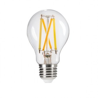 KANLUX 29636   E27 7W -> 60W Kanlux obični A60 LED izvori svjetlosti Step CCT 810lm 2700 - 4000 - 6500K sa podešavanjem temperature boje s impulsnim prekidačem 320° CRI>80