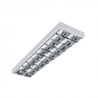 KANLUX 30172 | RSTR-LED Kanlux stropne svjetiljke armatura pravotkutnik namenjeno za izvor svjetlosti T8 LED 2x G13 / T8 LED UV bijelo