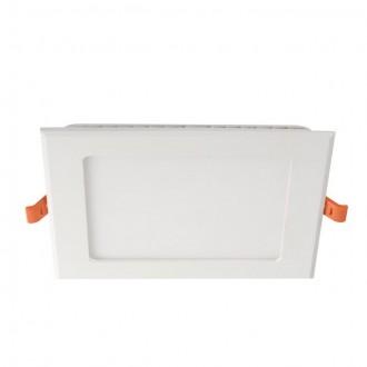 KANLUX 30365 | SP-LED Kanlux ugradbene svjetiljke, stropne svjetiljke LED panel četvrtast 1x LED 900lm 4000K bijelo