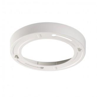 KANLUX 30381 | Kanlux okvir rezervni dijelovi okrugli bijelo