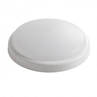 KANLUX 30411 | Duno Kanlux zidna, stropne svjetiljke svjetiljka okrugli 1x LED 1280lm 4000K IK06 bijelo