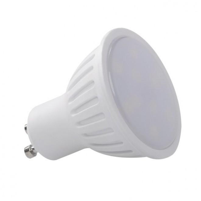 KANLUX 31011 | GU10 6W -> 39W Kanlux spot LED izvori svjetlosti SMD 450lm 5300K 120°