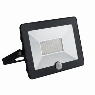 KANLUX 31068 | Grun Kanlux reflektor svjetiljka pravotkutnik sa senzorom elementi koji se mogu okretati 1x LED 2100lm 4000K IP65 crno