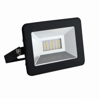 KANLUX 31070 | Grun Kanlux reflektor svjetiljka pravotkutnik elementi koji se mogu okretati 1x LED 700lm 4000K IP65 crno